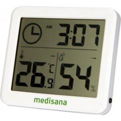 Medisana 60081 Oda İçi Dijital Termometre Nem Ölçer Higrometre