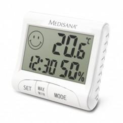 Medisana HG 100 Oda İçi Dijital Termometre Nem Ölçer Higrometre 60079
