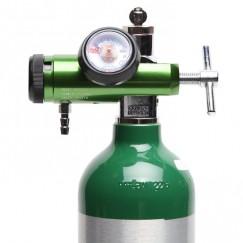 Usa Alüminyum 1 lt Oksijen Tüpü+Vento II Regülatörü+Taşıma Çantası