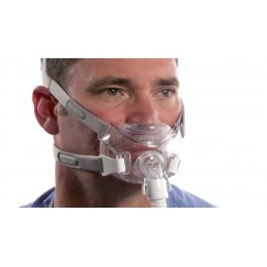 Philips Respironics Full Face Amara View Cpap Maskesi