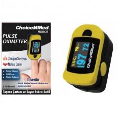 ChoiceMMed Parmak Tipi Pulse Oksimetre MD300C20