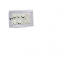 Omron C28 Nebülizatör Yedek Bakteri Filtresi Orjinal 5 li Paket