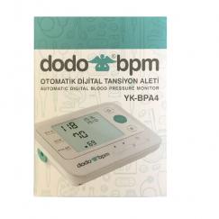 Dodo YK-BPA4 Otomatik Koldan Ölçer Dijital/Digital Tansiyon Aleti