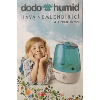 Dodo Ultrasonic Hava Nemlendirici Soğuk Buhar Cihazı