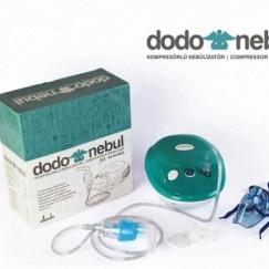 Dodo Compact Kompresörlü Nebulizatör Cihazı