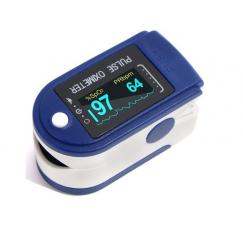 Led Parmak Tipi Pulse Oksimetre Cihazı 2 Yıl Garantili
