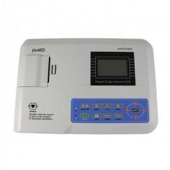 Plusmed pmECG-300G 3 ElektroKardiyografi Kanallı EKG / ECG Cihazı