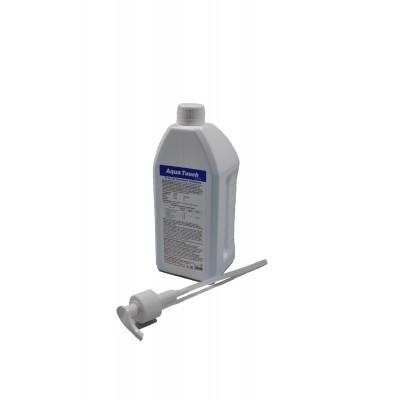 Aqua Touch %70 Alkol Bazlı El Ve Cilt Temizleme Solüsyonu 1 Litre