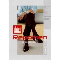 İbici Repomen Erkek 16-20 Basınç Varis Çorabı XLarge No 45-46 Siyah